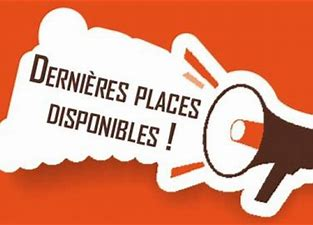 DERNIERES PLACES DISPONIBLES ETE 2020